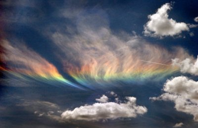 Circumhorizontal arc (National Geographic)