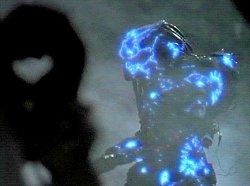Predator cloak armour