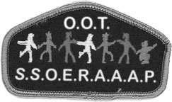 Order of the Science Scouts of Exemplary Repute and Above AveragePhysique