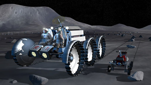 Embarking on a Lunar Surface Mission