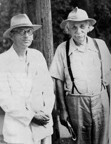 Gödel and Einstein in Princeton