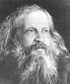 Dmitriy Ivanovich Mendeleev