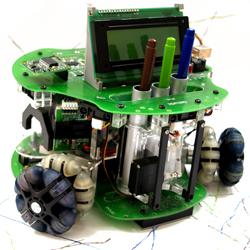 ISU, the poet robot