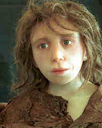 Niño neandertal de Gibraltar