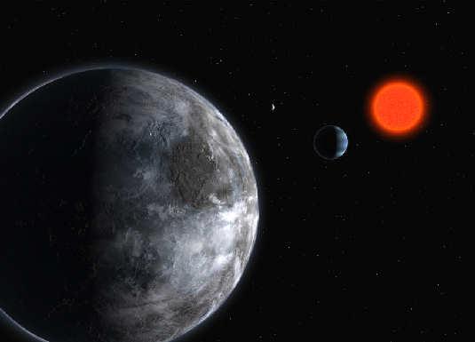 Gliese 581 system