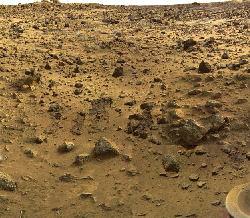 Viking on Mars