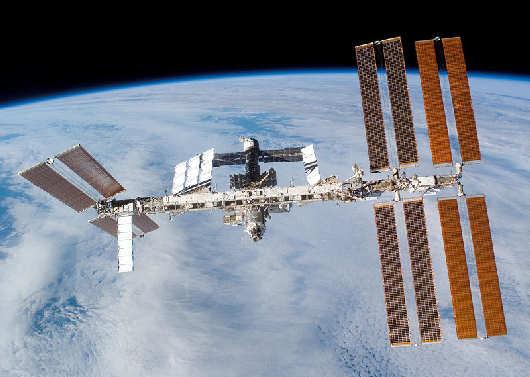Estación Espacial Internaciona