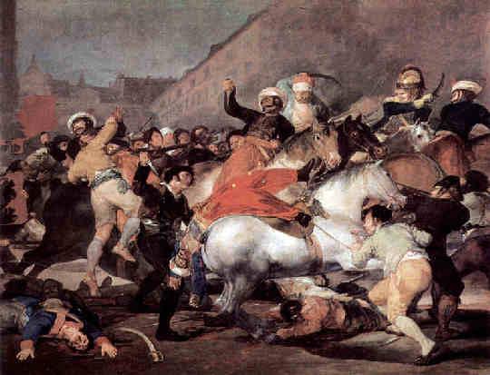 La Carga de los Mamelucos (1814)