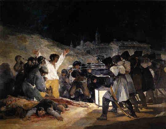 Los Fusilamientos del tres de Mayo (1814)