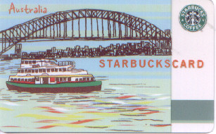Starsbucks Card
