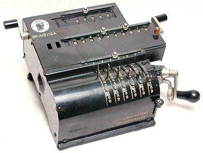 Calculadora Brunsviga 10