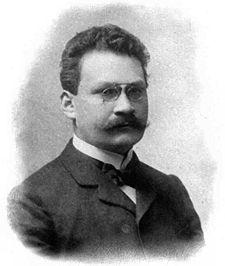 Hermann Minkowski (1864 - 1909)