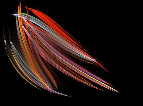 """Diatom Rainbows"" / Michael Stringer"