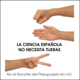 La ciencia española no necesita tijeras