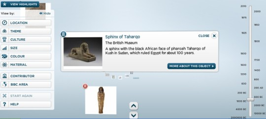 """BBC's """"A History of the World in 100 Objects"""""""