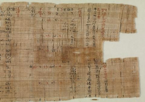 Papiro matemático de Ahmes